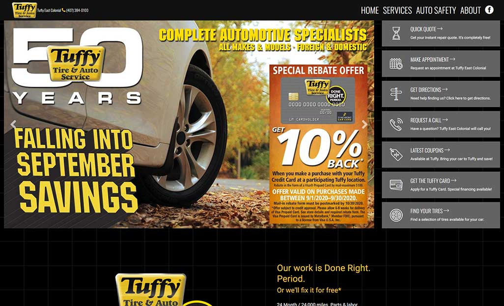 Tuffy Tire & Auto